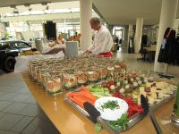 Buffet Baltic Catering Kiel