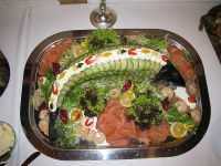 Showlachs Baltic Catering Kiel
